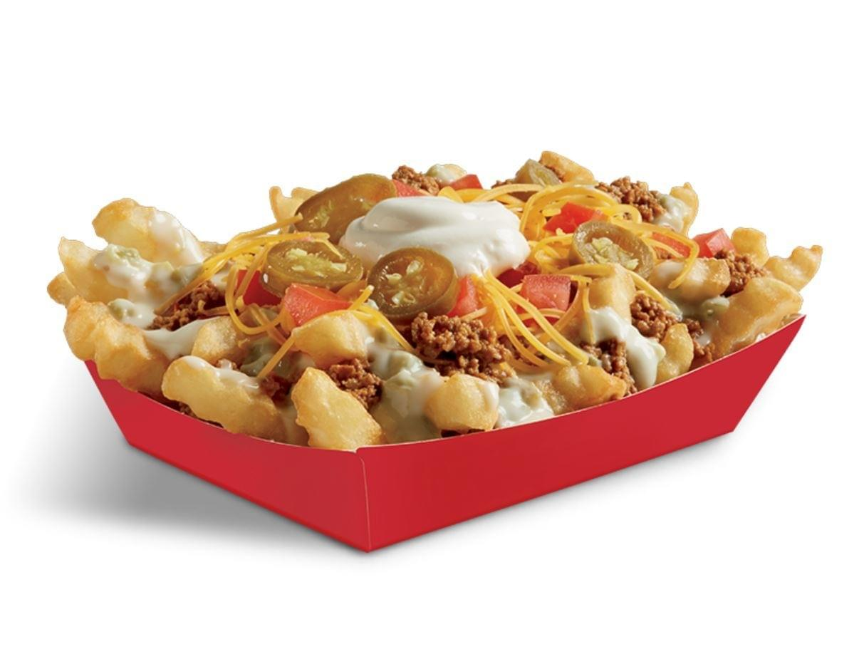 Del Taco Queso Loaded Fries Nutrition Facts