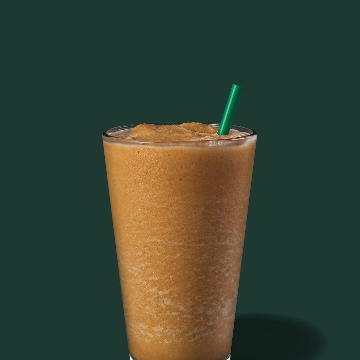 Starbucks Tall Espresso Frappuccino Nutrition Facts