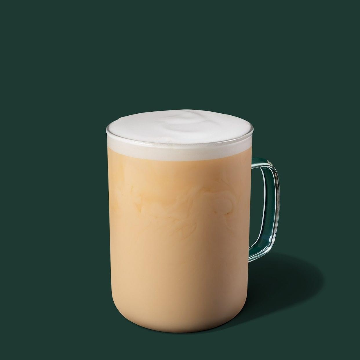 Starbucks Royal English Breakfast Tea Latte Nutrition Facts