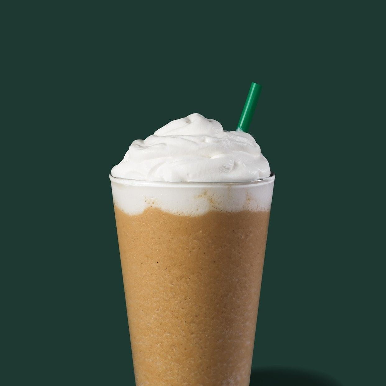 Starbucks Caffè Vanilla Frappuccino Nutrition Facts