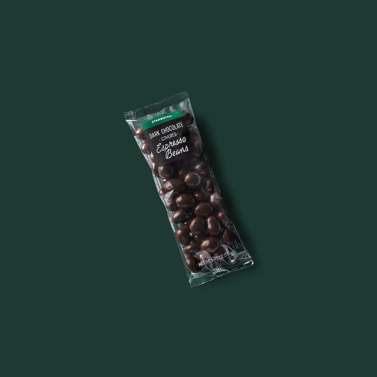 Starbucks Chocolate Covered Espresso Beans Nutrition Facts