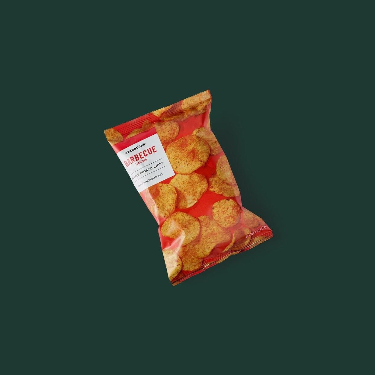 Starbucks BBQ Potato Chips Nutrition Facts