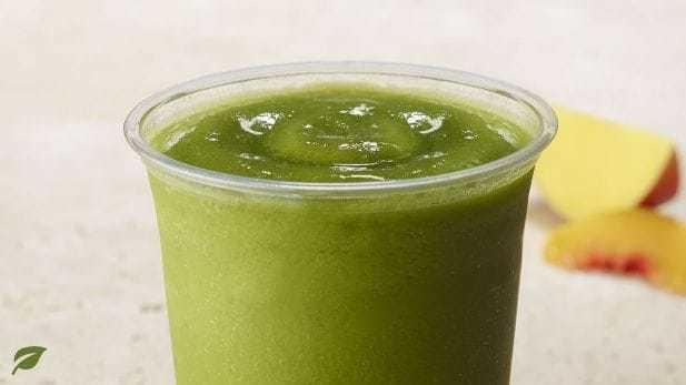 Panera Green Passion Power Smoothie Nutrition Facts