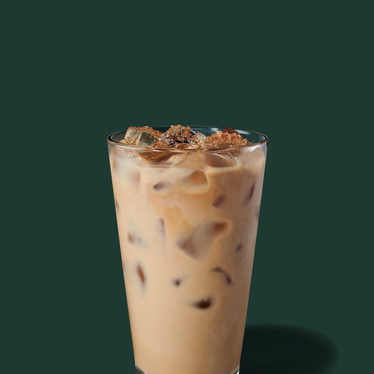 Starbucks Iced Oatmilk Honey Latte Nutrition Facts