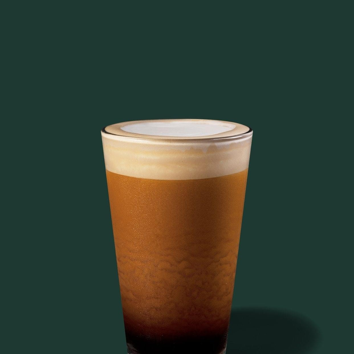 Starbucks Salted Caramel Cream Nitro Cold Brew Nutrition Facts