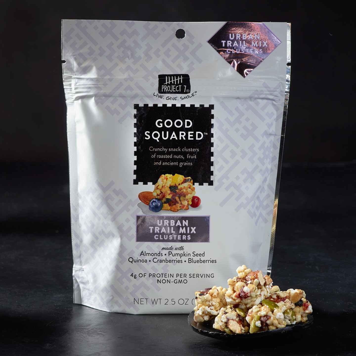 Starbucks Good Squared Urban Trail Mix Nutrition Facts