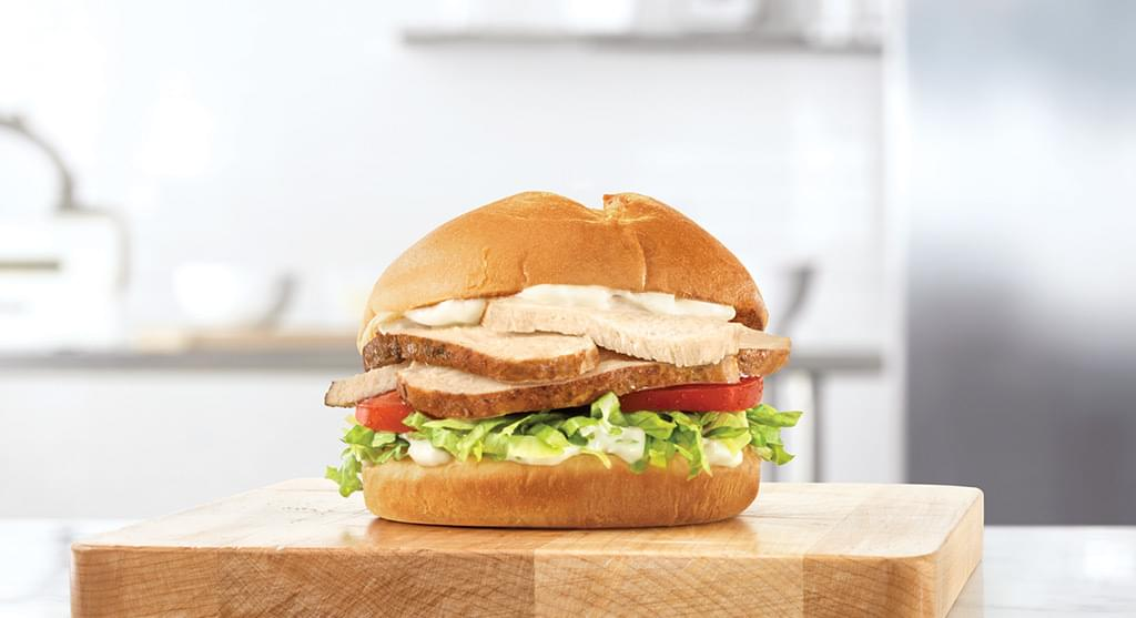 Arby's Classic Roast Chicken Sandwich Nutrition Facts