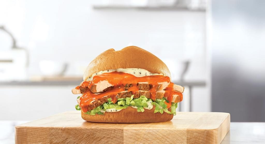 Arby's Buffalo Roast Chicken Sandwich Nutrition Facts
