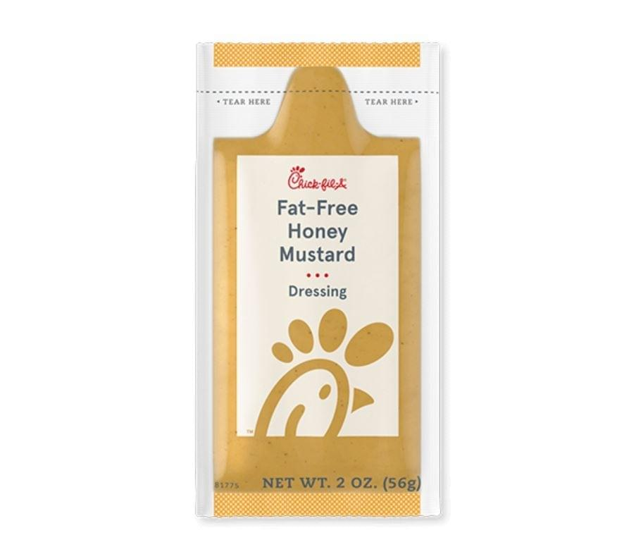 Chick-fil-A Honey Mustard Dressing Nutrition Facts