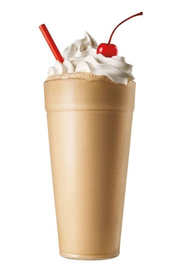 Sonic Espresso Shake Nutrition Facts