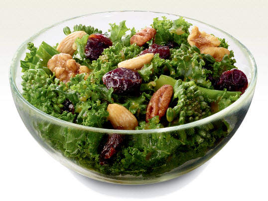 Chick-fil-A's Kale Superfood Side is Crazy Healthy!