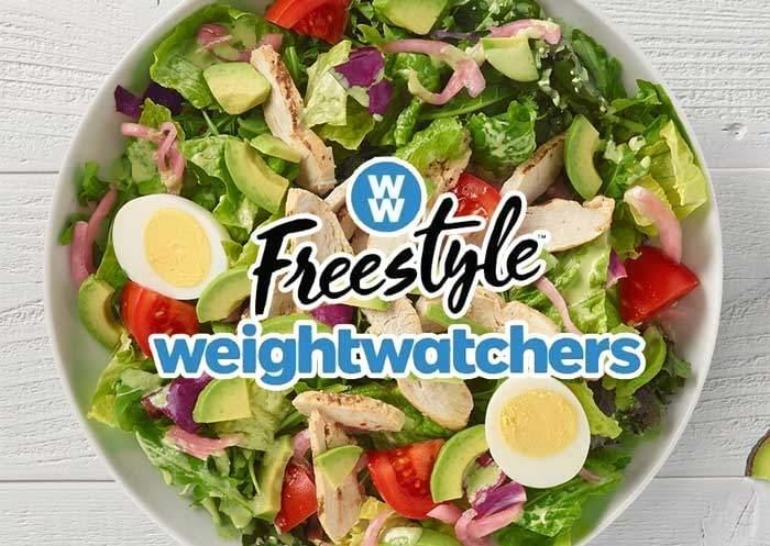 Weight Watchers Freestyle Points for Fast Food