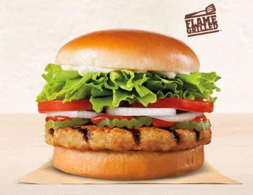 Burger King Chicken Burger: Is It Healthier?