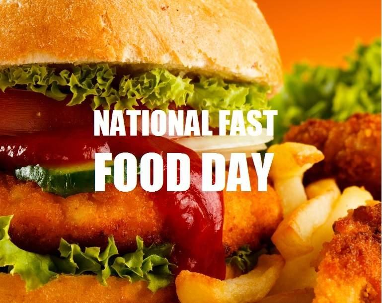 Healthy Tips For National Fast Food Day