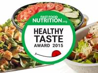 The Best of Fast Food: The 2015 Healthy Taste Award