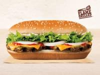 Burger King Extra Long Buttery Cheeseburger Nutrition