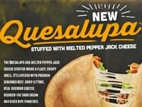 Taco Bell Quesalupa Nutrition Facts