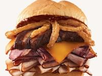 Arby's Smoke Mountain Sandwich Is a Monstrosity of Meats