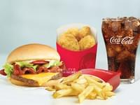 wendys single cheeseburger nutrition facts
