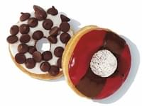 Dunkin Donuts Debuts Dear Santa and Hershey Kisses Donuts for the Holidays