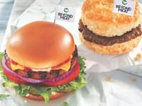 Get a free Beyond Meat Item at Carl's Jr and Hardees with Drink Purchase on Feb 3