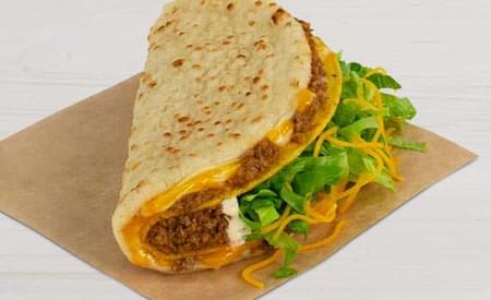 Taco Bell Brings Back the Double Cheesy Gordita Crunch